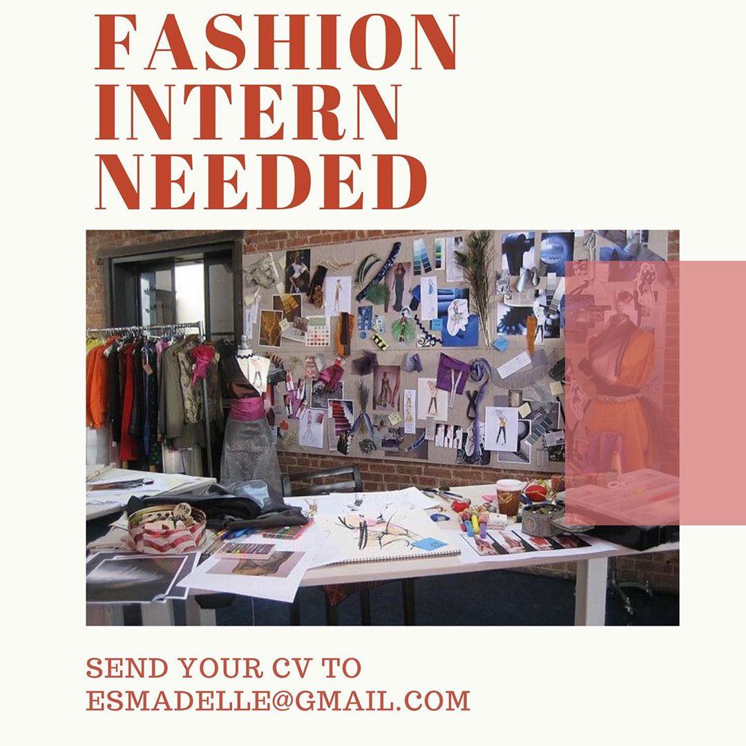 Fashion Intern Needed Amx